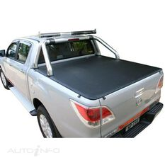 BT50 DUAL CAB FACTORY SPORTS BAR CLIP ON UTE TONNEAU COVER, , scaau_hi-res
