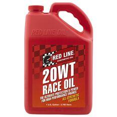 REDLINE RACE OIL 20WT (5W20) GALLON, , scaau_hi-res