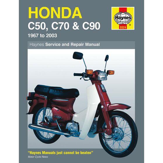 HONDA C50, C70 & C90 1967 - 2003, , scaau_hi-res