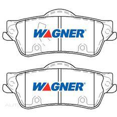 Wagner Brake pad [ Chev & Holden 2006-2014 R ]