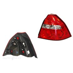 HOLDEN BARINA SEDAN  TK SERIES 2  06/2008 ~ 10/2011  TAIL LIGHT  RIGHT HAND SIDE, , scaau_hi-res