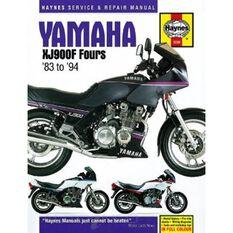 YAMAHA XJ900F FOURS 1983 - 1994, , scaau_hi-res