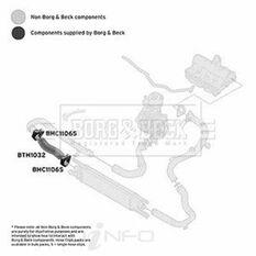 FIAT DOBLO 1.3JTD 04- EMISSION CNTRL HOSE, , scaau_hi-res