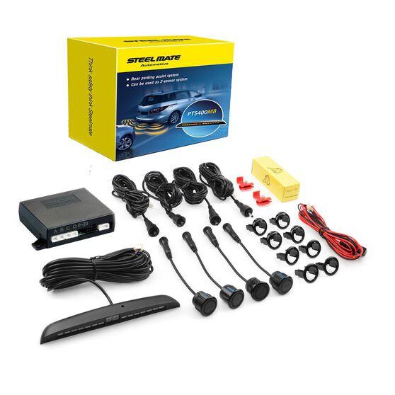 Steelmate Display Rear Parking Sensor PTS400M8, , scaau_hi-res