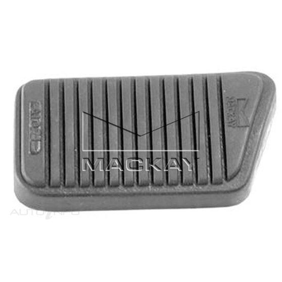 Brake Pedal Pad  - FORD FALCON AU1 - 4.0L I6  PETROL - Manual, , scaau_hi-res