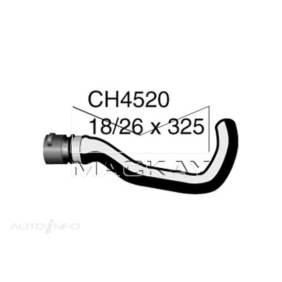 Heater Hose BMW 316i  E46  M43B16, M47 engine inlet to heater core*