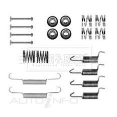 SUBARU FORESTER 08-13 FITTING KIT - SHOES, , scaau_hi-res