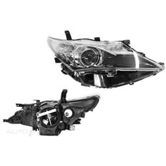 TOYOTA COROLLA  ZRE182 HATCHBACK SERIES 1  01/2013 ~ 02/2015  HEAD LIGHT  RIGHT HAND SIDE, , scaau_hi-res