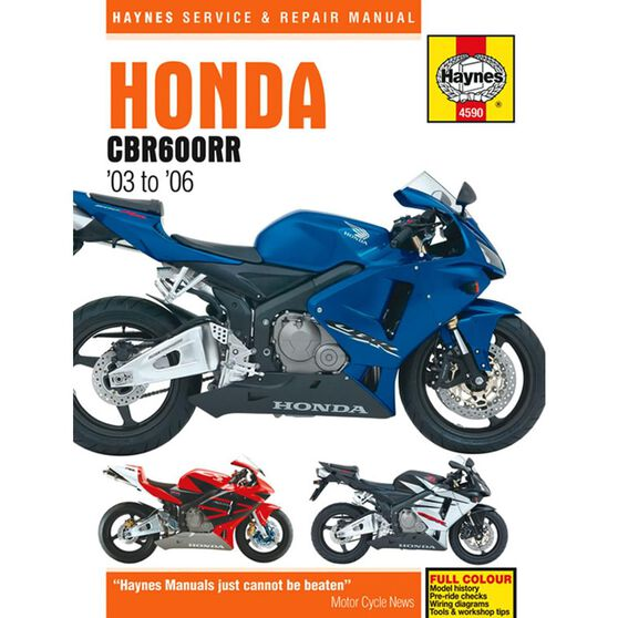 HONDA CBR600RR 2003 - 2006, , scaau_hi-res
