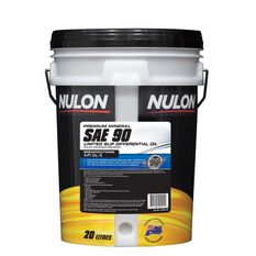 NULON 20LT SAE90 LIMITED SLIP DIFF OIL, , scaau_hi-res