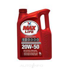 3 x MAX LIFE 20W50        5L, , scaau_hi-res
