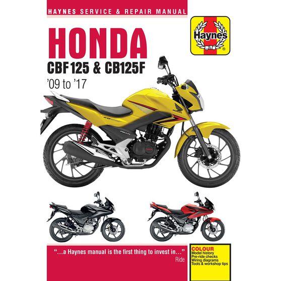 HONDA CBF125 2009 -2017, , scaau_hi-res
