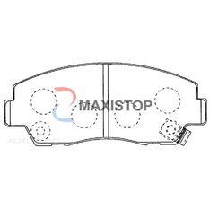 MAXISTOP DBP (F) COURIER 4X2, 4X4, B SERIES 3/85 - 96