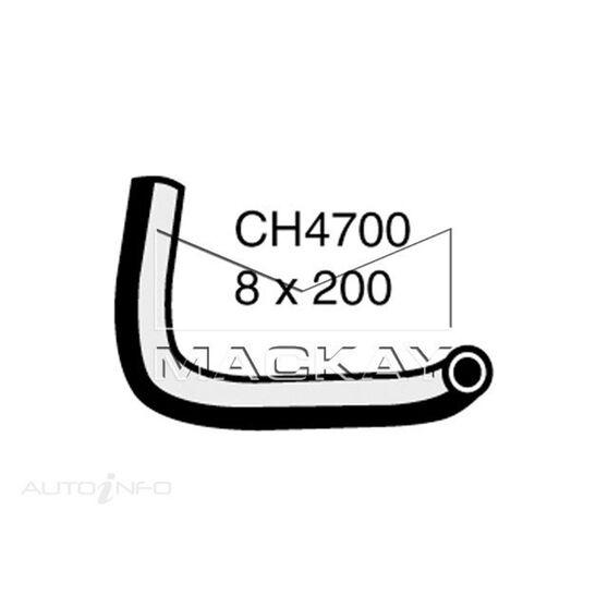 Turbocharger Coolant Hose  - HYUNDAI iLOAD TQ - 2.4L I4  PETROL - Manual & Auto, , scaau_hi-res