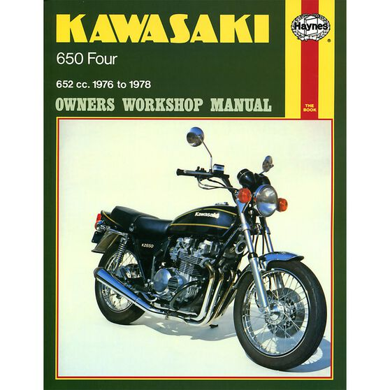 KAWASAKI 650 FOUR 1976 - 1978, , scaau_hi-res