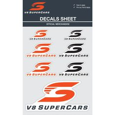 V8 SUPERCARS ITAG DECALS SHEET