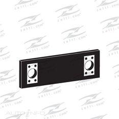 BHB003-RUBBER STRAP 75 MM C/L
