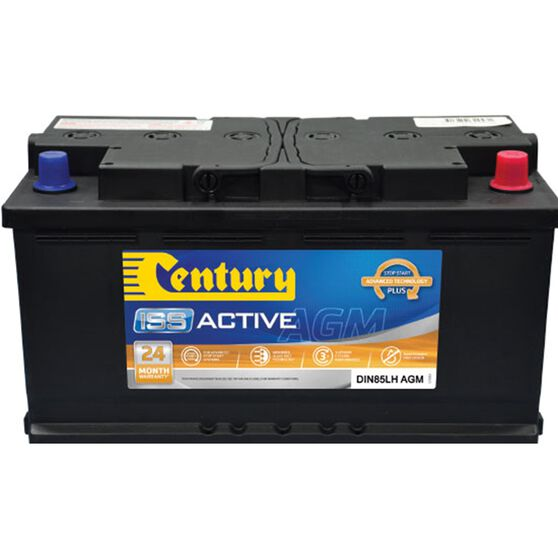 DIN85LH MF Century AGM Battery, , scaau_hi-res