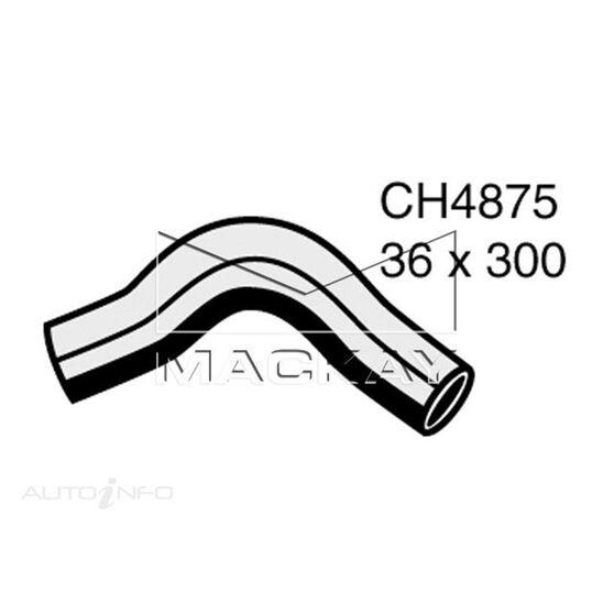 Radiator Lower Hose  - SUBARU OUTBACK BP - 3.0L F6  PETROL - Manual & Auto, , scaau_hi-res