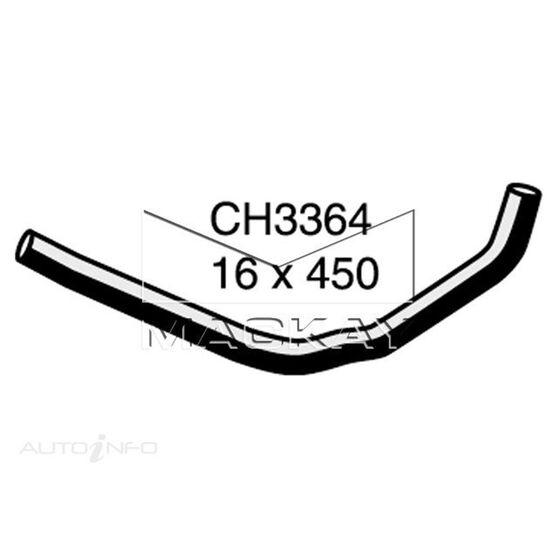 Heater Hose  - HONDA ACCORD CB - 2.2L I4  PETROL - Manual & Auto, , scaau_hi-res