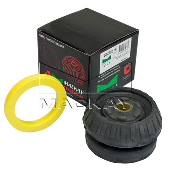 Strut Mounting Kit (with Bearing) - HOLDEN COMMODORE VT - 3.8L V6  PETROL - Manual & Auto, , scaau_hi-res