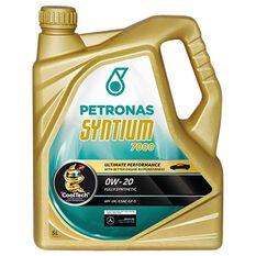 SYNTIUM 7000 0W20 5 LITRE ENGINE OIL PLASTIC BOTTLE, , scaau_hi-res