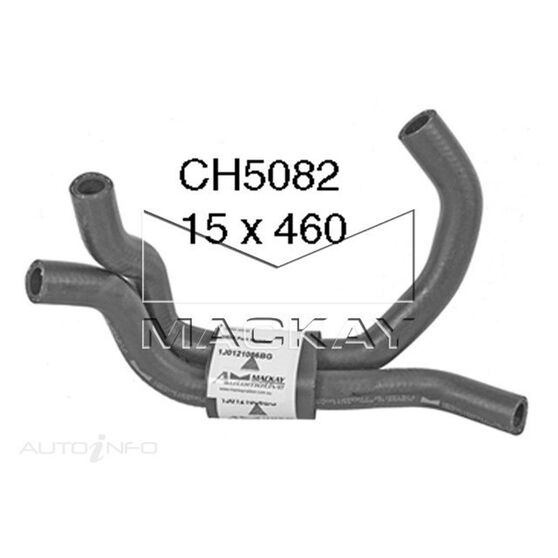 Engine By Pass Hose  - VOLKSWAGEN GOLF TYPE 4 - 2.0L I4  PETROL - Manual & Auto, , scaau_hi-res