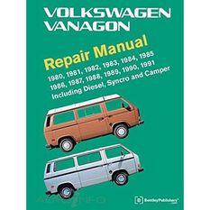 REPMAN  VW VANAGON (INC DIES  SYNCRO&CAMPER) 1980-1991 9780837616650