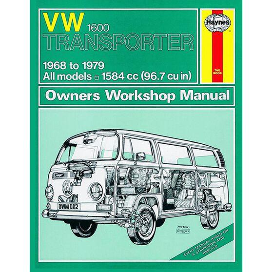 VW TRANSPORTER 1600 (1968 - 1979), , scaau_hi-res