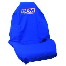 B&M THROW SEAT COVER