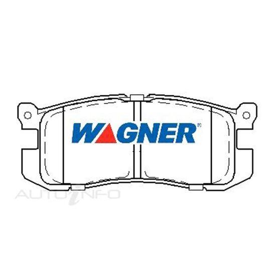 Wagner Brake pad [ Eunos/Ford & Mazda 1987-97 R ], , scaau_hi-res