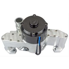 PROFLO EXTREME LS1 - CLEAR BILLET ELECTRIC WATER PUMP, , scaau_hi-res