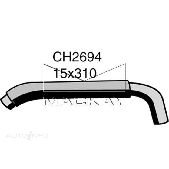 Heater Hose  - TOYOTA HILUX RZN149R - 2.7L I4  PETROL - Manual & Auto, , scaau_hi-res