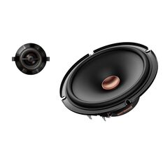"""PIONEER """"D"""" SERIES 6.5"""" COMPONENT SPEAKERS - 280W MAX / 90W NOMINAL"""