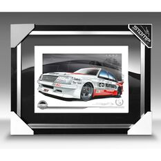 A3 SIZE - 1983 HOLDEN VH COMMODORE HDT BROCK / PERKINS / HARVEY (B021), , scaau_hi-res