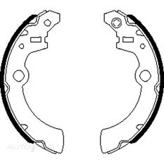 BRAKE SHOES, , scaau_hi-res