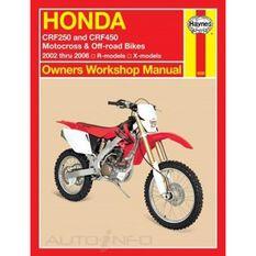 HONDA CRF250 & CRF450 2002 - 2006, , scaau_hi-res