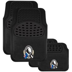 AFL CAR MATS SET OF 4 COLLINGWOOD