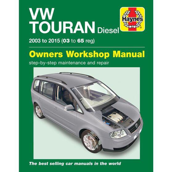VW TOURAN DIESEL (2003-2015), , scaau_hi-res