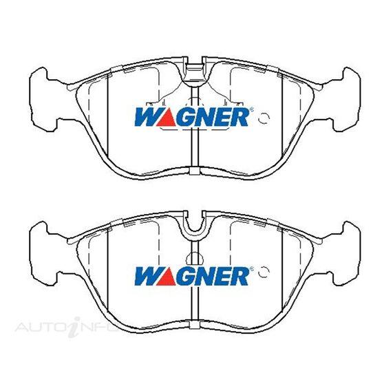 Wagner Brake pad [ Volvo 1992-2004 F ], , scaau_hi-res