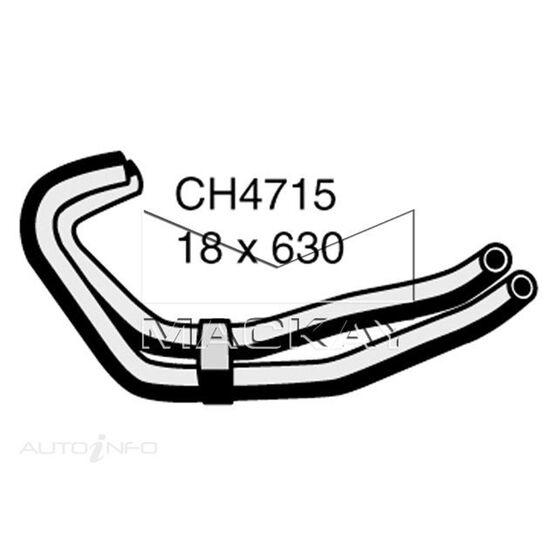 Heater Hose  - HYUNDAI iLOAD TQ - 2.4L I4  PETROL - Manual & Auto, , scaau_hi-res