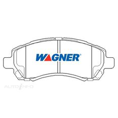 Wagner Brake pad [ Subaru Impreza & Liberty 1996-2000 F ], , scaau_hi-res
