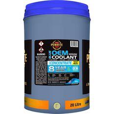 1 X 7 YR BLUE COOLANT 20L, , scaau_hi-res