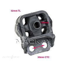 ENGINE MOUNT UPPER RIGHT - DAIHATSU CHARADE . - 1.0L I3  PETROL - MANUAL & AUTO