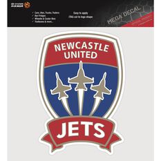 NEWCASTLE JETS ITAG MEGA DECAL