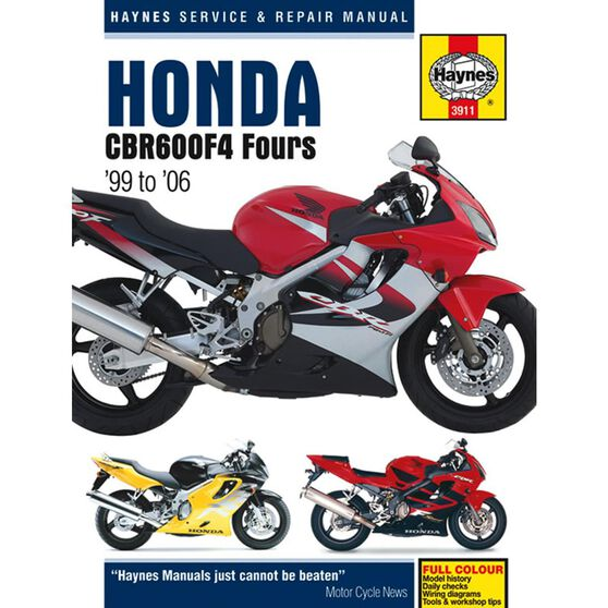 HONDA CBR600F4 1999 - 2006, , scaau_hi-res