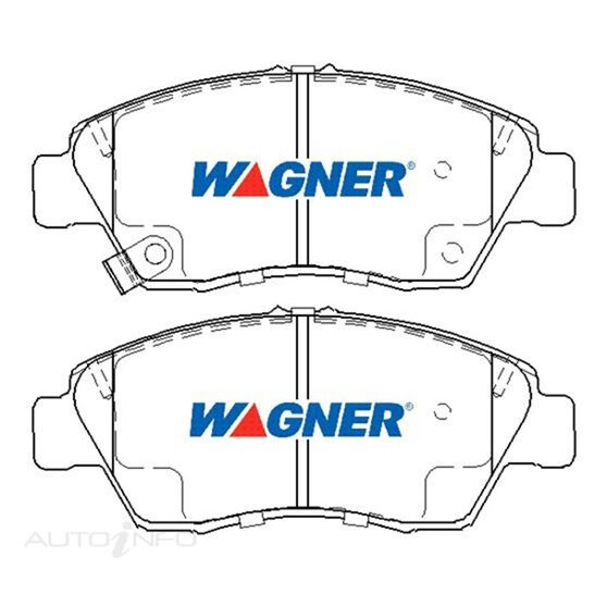 Wagner Brake pad [ Ford & Honda 1985-2012 F ], , scaau_hi-res
