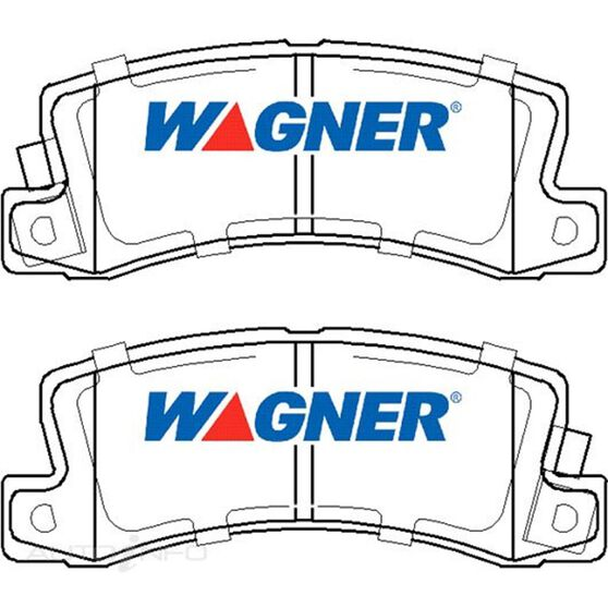 Wagner Brake pad [ Holden/Lexus & Toyota 1983-2002- R ], , scaau_hi-res