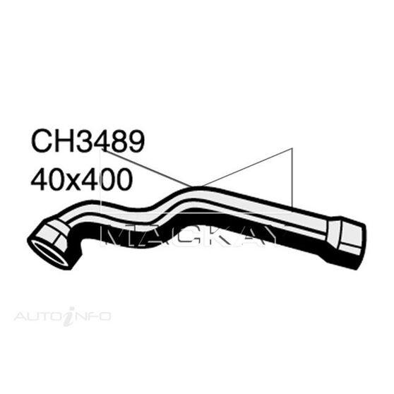 Radiator Upper Hose  - BMW 320i E36 - 2.0L I6  PETROL - Manual & Auto, , scaau_hi-res