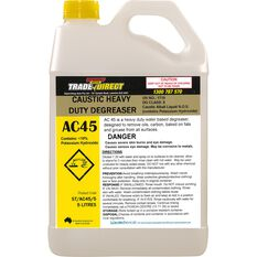 Degreaser: Supa 160 Caustic Degreaser - 5L Bottle, , scaau_hi-res